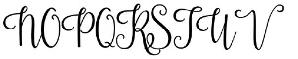 Rosalinda Font UPPERCASE