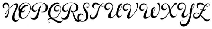 Rosarian Font UPPERCASE