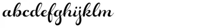 Rosarian Font LOWERCASE