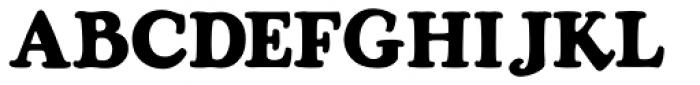 Rosemary Font UPPERCASE