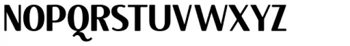 Rosengarten Sans Font UPPERCASE