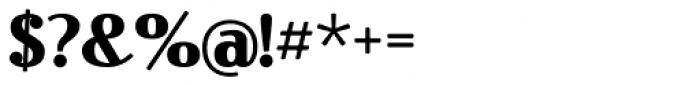 Rosengarten Serif Font OTHER CHARS