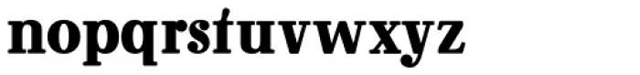 Rosengarten Serif Font LOWERCASE