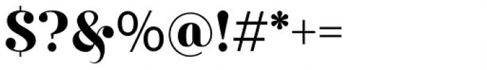 Rosmatika Regular Font OTHER CHARS