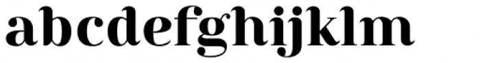 Rosmatika Regular Font LOWERCASE