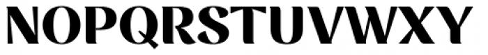 Rossanova Extra Bold Font UPPERCASE