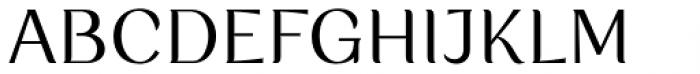 Rossanova Regular Font UPPERCASE