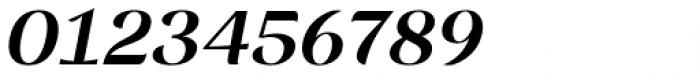 Rossanova Semi Bold Italic Font OTHER CHARS