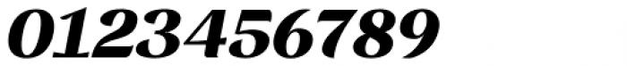 Rossanova Text Extra Bold Italic Font OTHER CHARS
