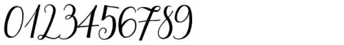 Rossellina Font OTHER CHARS