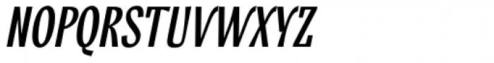 Rossika Italic Font UPPERCASE