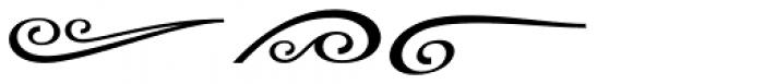 Rothe Elements Font UPPERCASE