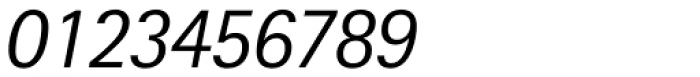 Rotis II Sans Std Italic Font OTHER CHARS
