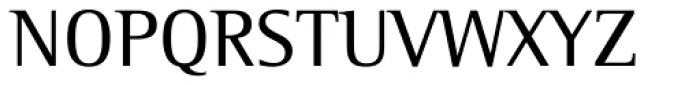 Rotis Semi Serif Pro Font UPPERCASE