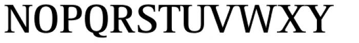 Rotis Serif Std Bold Font UPPERCASE