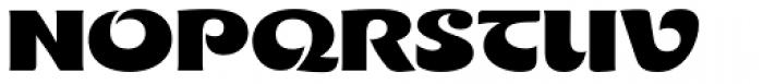 Rotola TH Pro Exp Font UPPERCASE