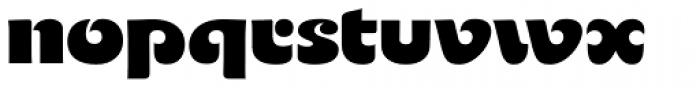 Rotola TH Pro Exp Font LOWERCASE