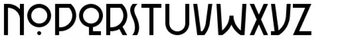 Rotorua Font LOWERCASE