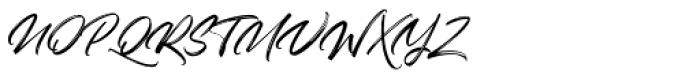 Rotten Mangos Regular Font UPPERCASE