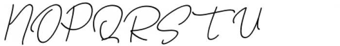 Rotterdam Bridge Italic Font UPPERCASE