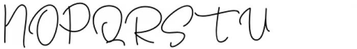 Rotterdam Bridge Regular Font UPPERCASE