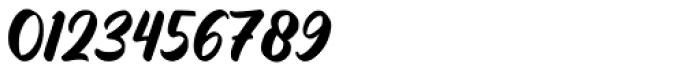 Rottweiler Regular Font OTHER CHARS