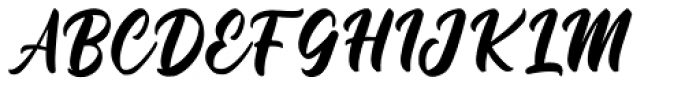 Rottweiler Regular Font UPPERCASE