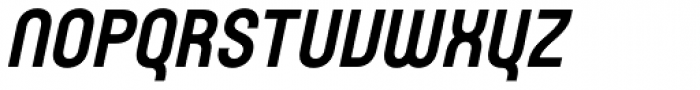 Rotundus Black Italic Font UPPERCASE