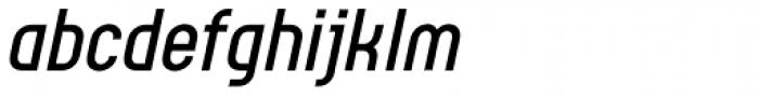 Rotundus Bold Italic Font LOWERCASE