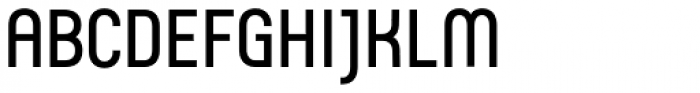 Rotundus Bold Font UPPERCASE