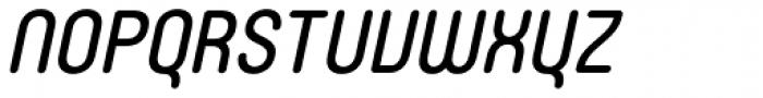 Rotundus Rounded Bold Italic Font UPPERCASE