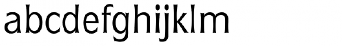 Roundest Serial Light Font LOWERCASE