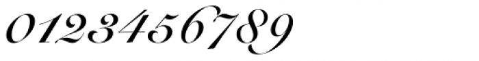 Roundhand BT Bold Font OTHER CHARS