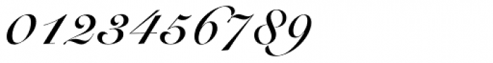 Roundhand Bold BT Font OTHER CHARS