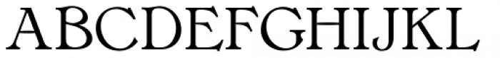 Rowan Oak NF Font UPPERCASE