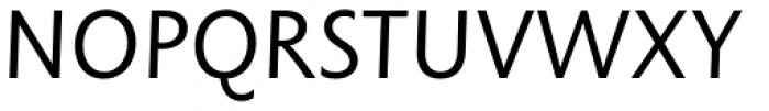 Rowton Sans FY Italic Font UPPERCASE