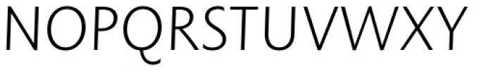 Rowton Sans FY Light Italic Font UPPERCASE