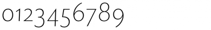 Rowton Sans FY Thin Italic Font OTHER CHARS