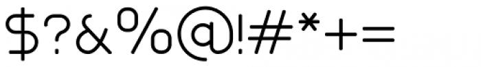 Roxon Regular Font OTHER CHARS