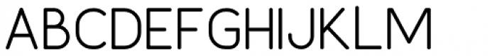 Roxon Regular Font UPPERCASE