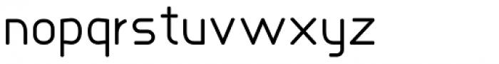 Roxon Regular Font LOWERCASE