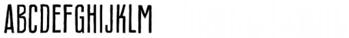 Royal Oak Sans Normal Font LOWERCASE