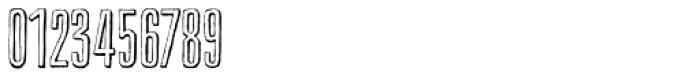 Royal Oak Sans Shadow Font OTHER CHARS