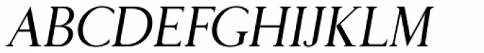 Royal Romain Italic Font UPPERCASE