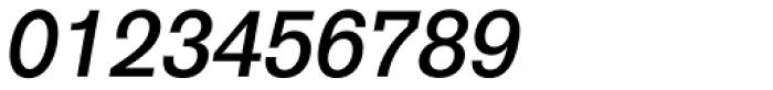 Royal Sans Roman Italic Font OTHER CHARS