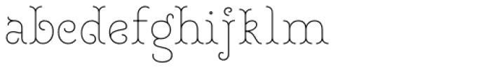 Royale 20 Font LOWERCASE