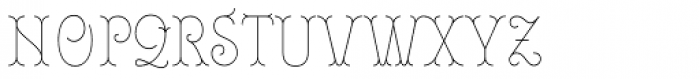 Royale Cd  15 Font UPPERCASE