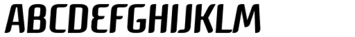 Roz Italic Font UPPERCASE