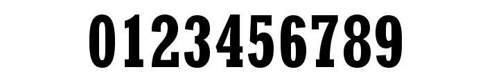 RockwellStd-BoldCondensed Font OTHER CHARS