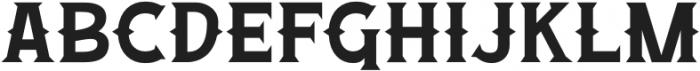 RP Florica Regular otf (400) Font LOWERCASE
